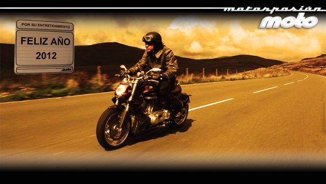 MP Moto os desea un feliz año 2012