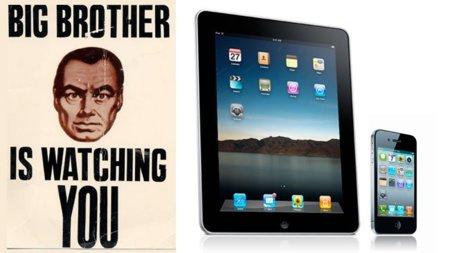 El iPhone y el iPad 3G registran todos los movimientos del usuario, sin consentimiento