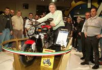La MV Agusta Brutale 1078RR, elegida la más bella del Salón de Milán