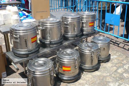 ollas de cocido plaza mayor