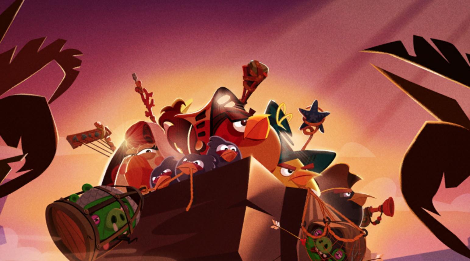 Foto de Angry Birds Epic (1/16)