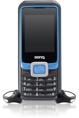 BenQ C36, móvil musical