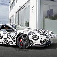 ARES Design planea revivir al De Tomaso Pantera con el nuevo Panther