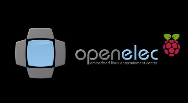 OpenELEC en la Raspberry Pi