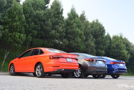 Mazda 3 Vs Volkswagen Jetta Vs Kia Forte 4