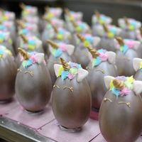 Este domingo de Pascua no regales huevos de chocolate, regálalos de unicornio