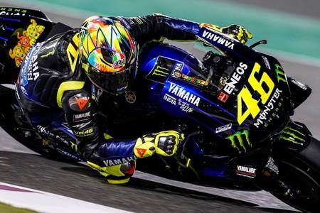 Valentino Rossi Catar Qualy