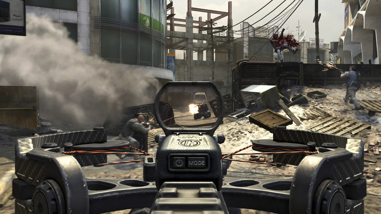 Foto de Call of Duty: Black Ops 2 (1/11)