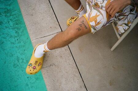 Justin Bieber Y Crocs Se Juntan Para Personalizar El Calzado Que Triunfo En La Cuarentena 2