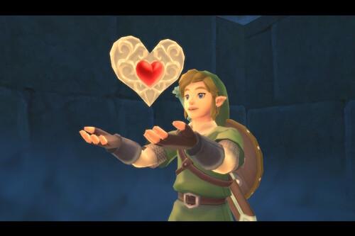 Localización de todas las piezas de corazón de Zelda: Skyward Sword HD