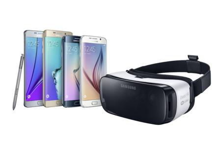 Samsung lanza la primera versión para consumidores del Gear VR