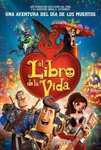 """""""The book of life"""" es una película de animación que cuenta la historia de Manolo un joven torero romántico"""