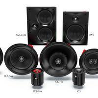 MartinLogan estrena nueva gama de altavoces empotrables para que escondas tu sistema de sonido en el salón