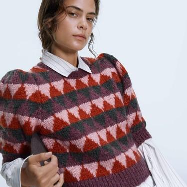 Zara celebra la llegada del frío con 13 irresistibles jerséis