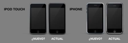 Posible diseño del iPhone 3G presente en el último SDK