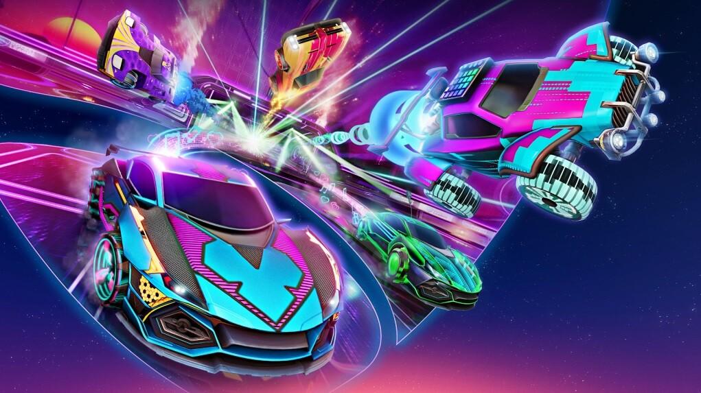 Rocket League nos hará participar en un festival de música con la Temporada 2 que llegará la semana que viene