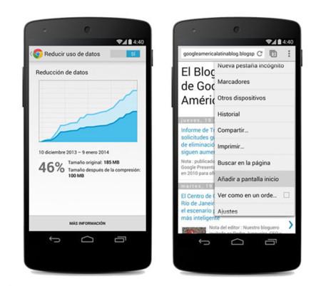 Navegadores móviles para reducir el uso de datos: ¿son seguros? ¿Y privados?