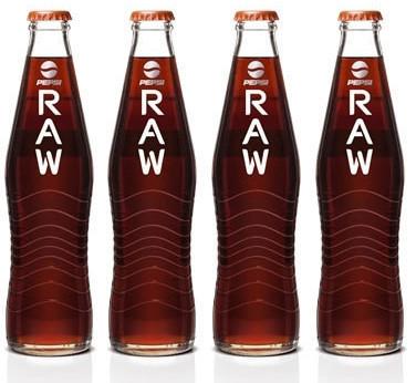 Llega Pepsi Raw