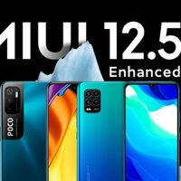 Dos nuevos gama media de Xiaomi se suben al carro de MIUI 12.5 Enhanced Edition y ya pueden instalar su versión Global