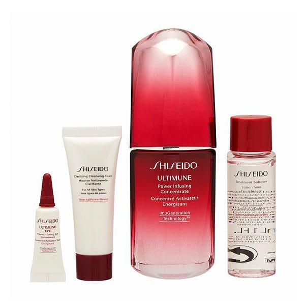 Estuche Ultimune Concentrate de Shiseido