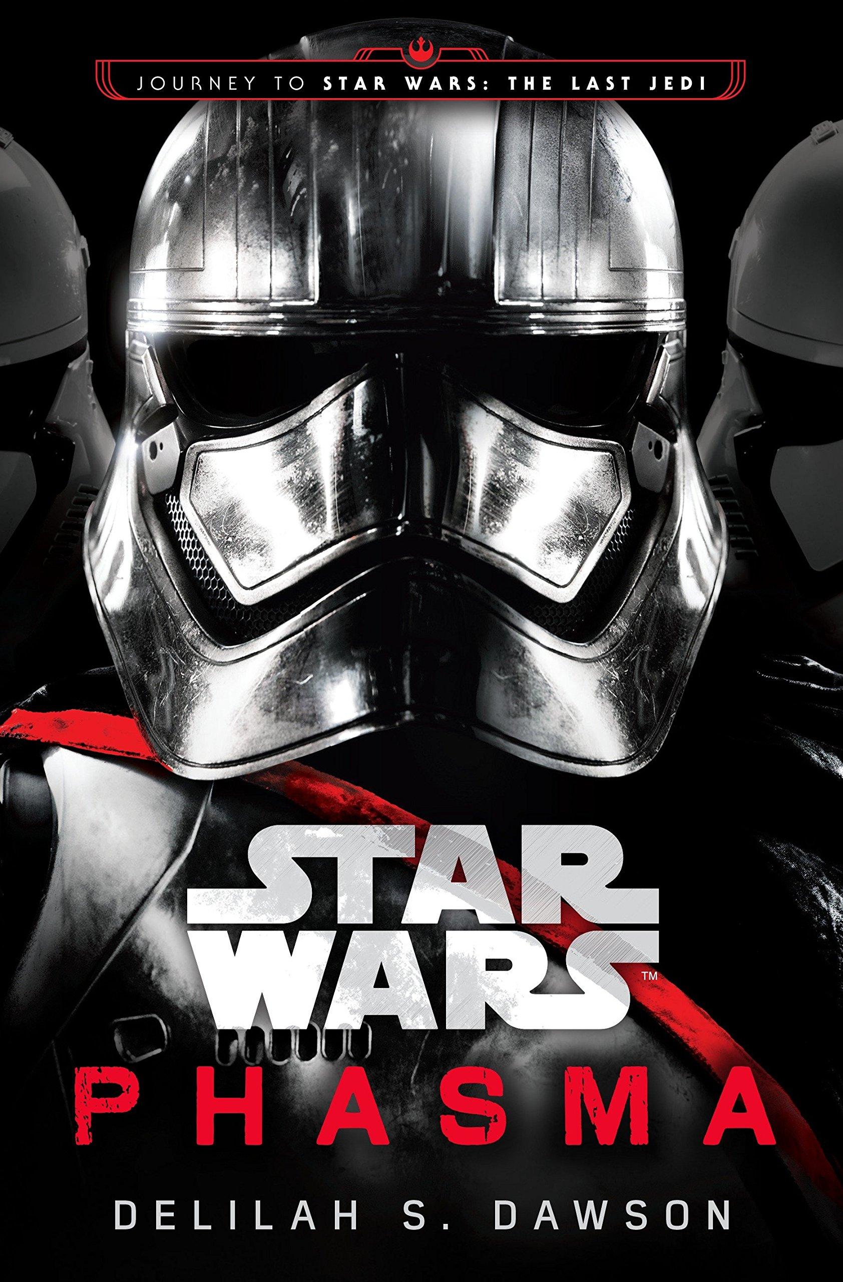 Phasma (Star Wars): Journey to Star Wars: The Last Jedi (English Edition) Edición Kindle