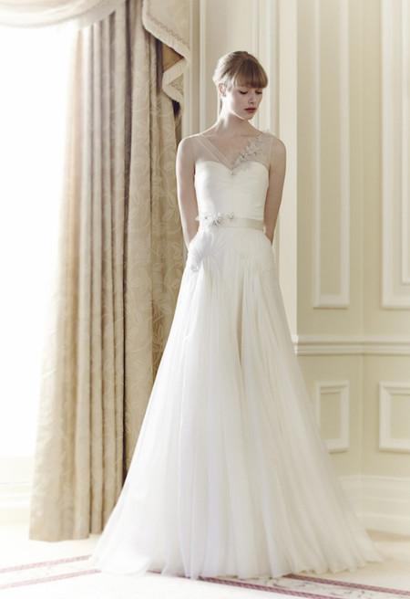 Jenny Packham vestido novia