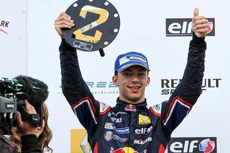 Red Bull vuelve a la GP2: Pierre Gasly se une al equipo Caterham