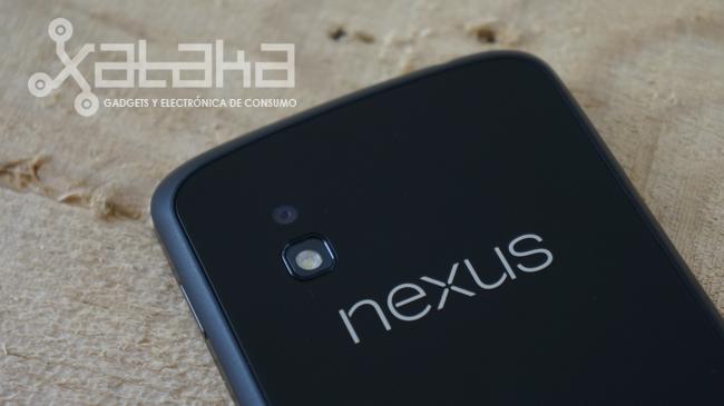nexus 4 cámara
