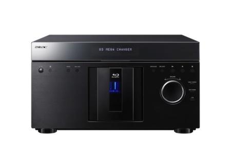 Cargadores de discos Blu-Ray de Sony para los que aman mucho el formato