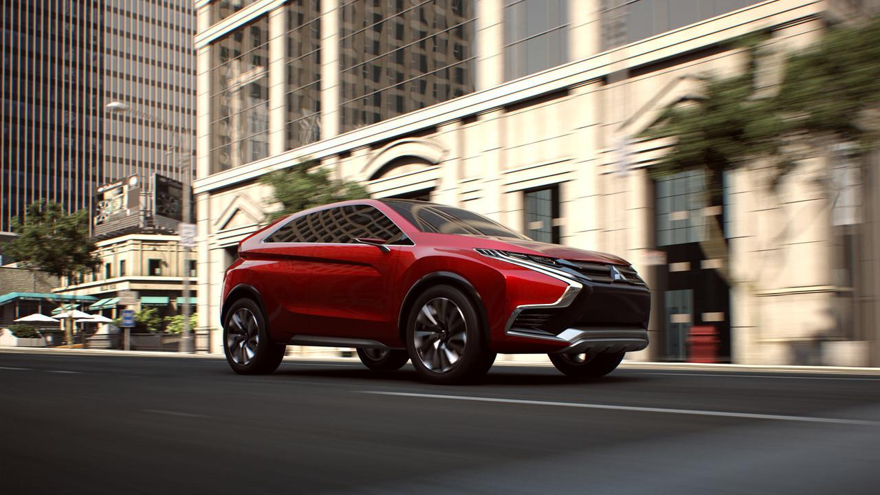 Foto de Mitsubishi XR-PHEV II Concept (13/27)