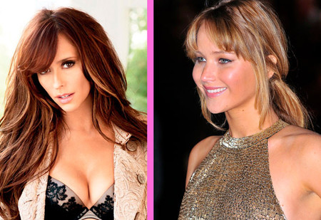 Jennifer Love Hewitt Maxim Hot 100 Voting Jennifer Lawrence # 5 Jennifer Lawrence
