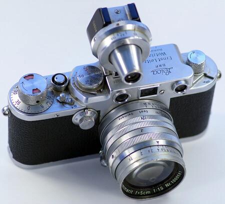 Leica Iiif 50mm F1 5