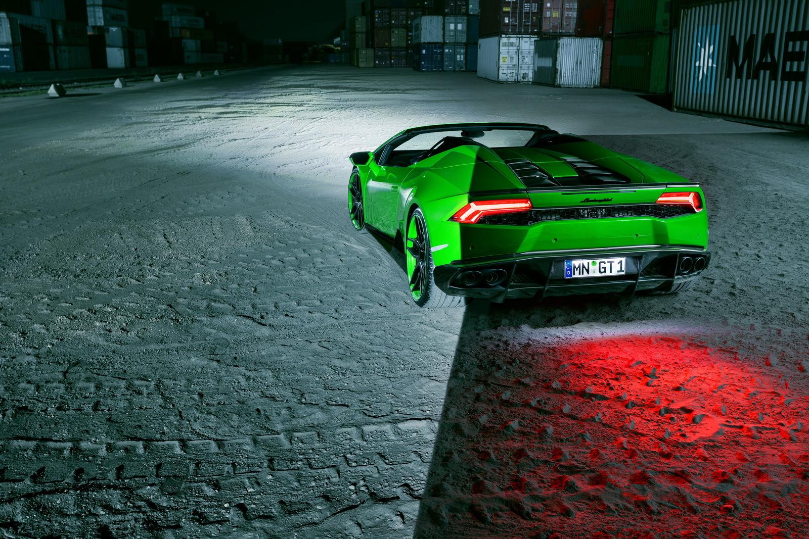 Foto de Novitec Torado Lamborghini Huracán (18/18)