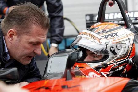 Max Verstappen estará en el programa de Mercedes AMG