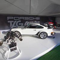Lanzante fabricará 11 Porsche 930 Turbo... ¡con motores TAG Turbo V6 de la Fórmula 1!