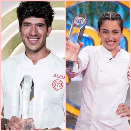 Aleix Puig y Ana Iglesias