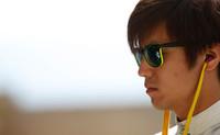 """Entrevista con Kimiya Sato: """"Por ahora estoy totalmente centrado en la GP2"""""""