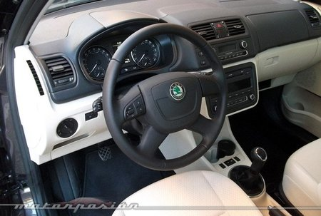 Skoda Roomster Style