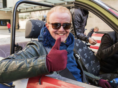 'Top Gear' regresa desorientada