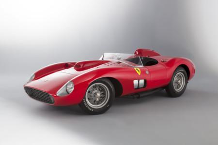 1957 Ferrari 315 335 S Scaglietti Spyer Collection Bardinon 1 C Artcurialphotographechristianmartin
