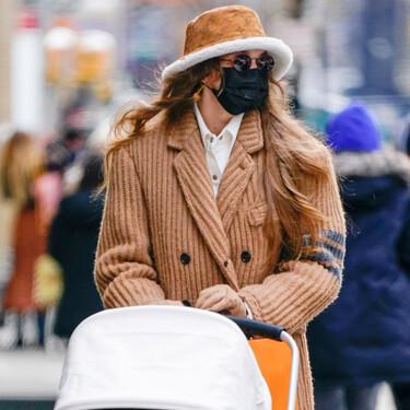Si te has enamorado del sombrero bucket de borreguito que tiene Gigi Hadid, en Women'Secret lo tienes clonado y rebajado