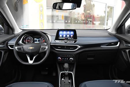 Chevrolet Tracker 2021 Opiniones Prueba Mexico 19