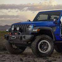 Para Mopar el límite es el cielo, y por ello nace el nuevo Jeep Wrangler JPP 20 Edition