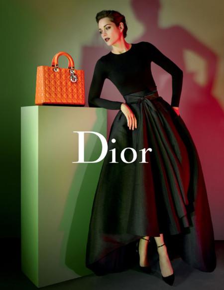 El perfecto savoir faire de Marion Cotillard para Lady Dior verano 2013