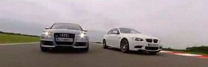 BMW M3 vs Audi RS4, ahora en video