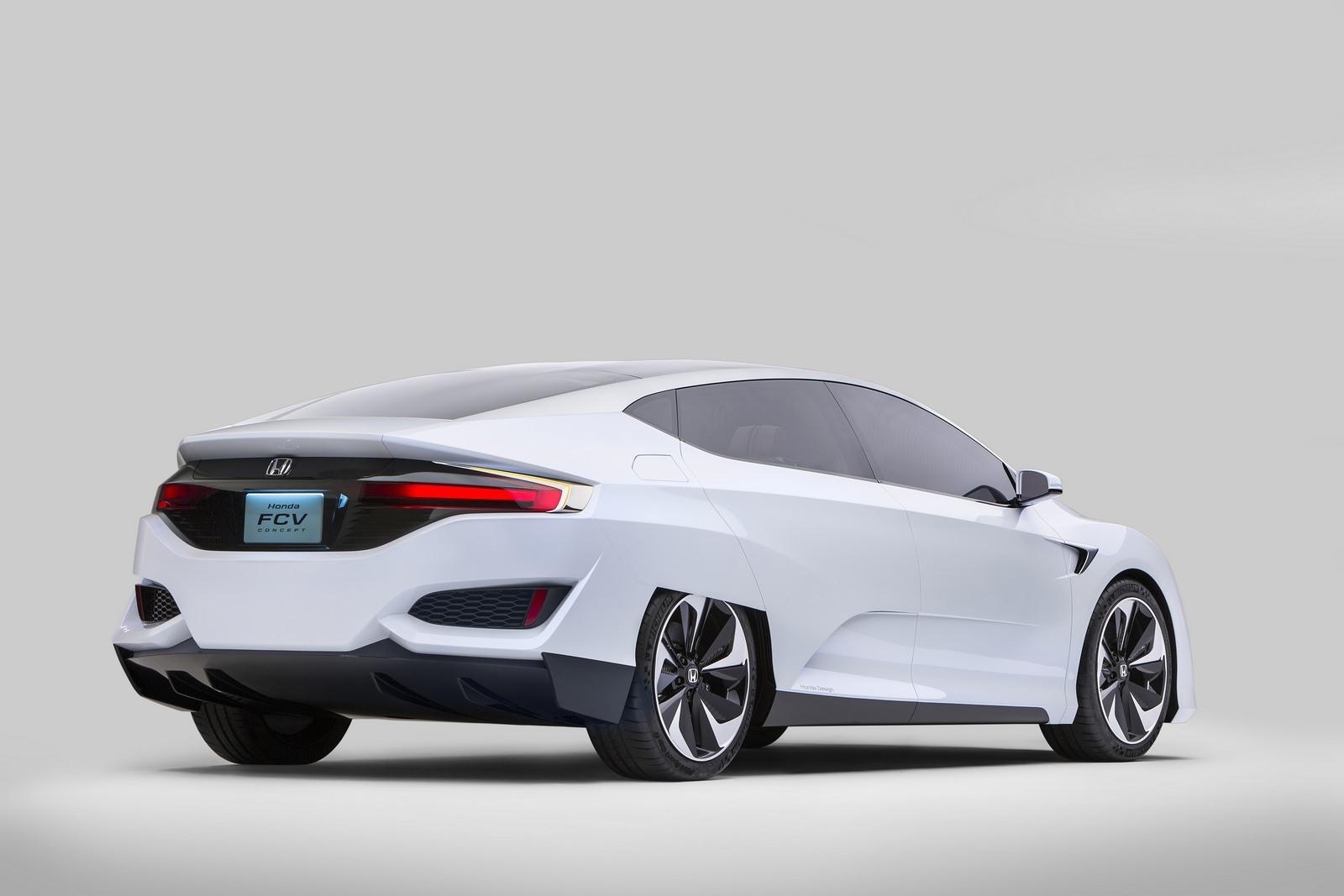 Foto de Honda FCV Concept (8/14)