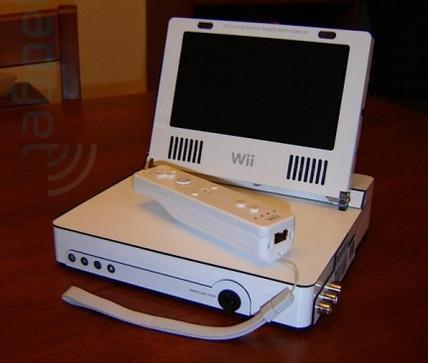 Una Wii portátil
