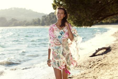 Liya Kebede The Outnet Coleccion Verano 2015 9