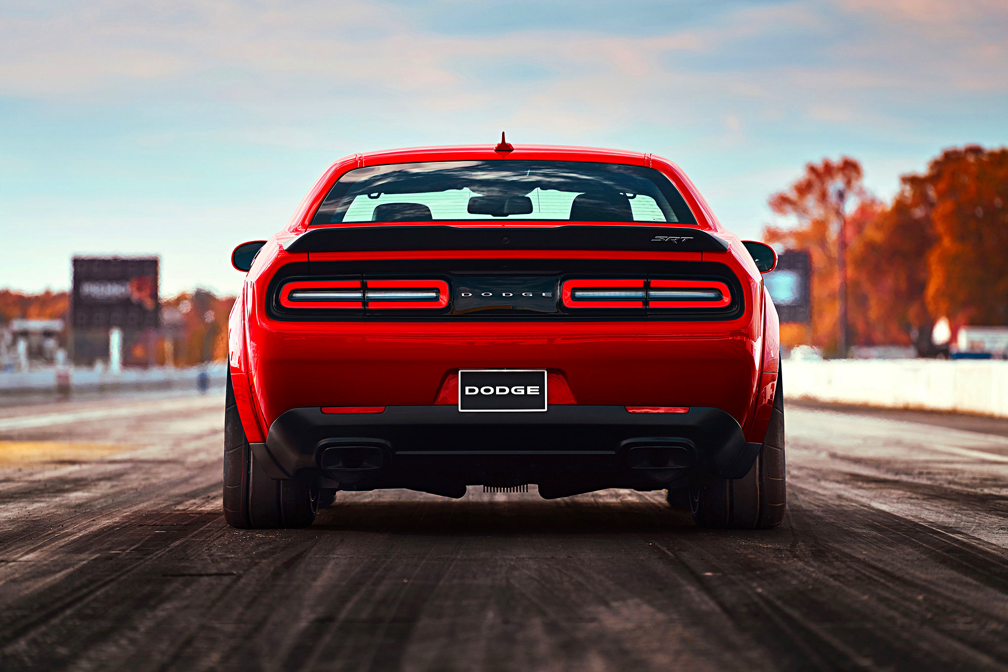 Foto de Dodge Challenger SRT Demon 2017 (25/82)