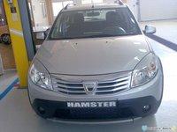 Dacia Hamster: un Sandero con tracción total